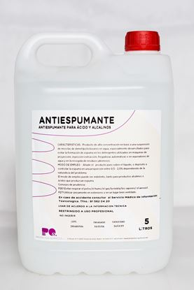 Picture of ANTIESPUMANTE 5 LT
