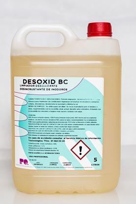 Foto de DESOXID B.C.  5 LT